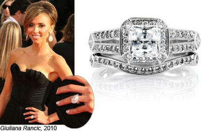 Engagement, Style and Jewelry on Pinterest Giuliana Rancic Engagement Ring