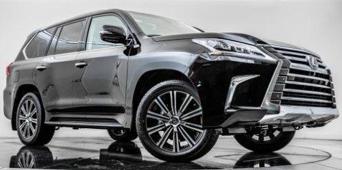 Harga Lexus Lx570 Mei 2019 Suv Super Mewah Suv Transmisi Otomatis Konsep Mobil