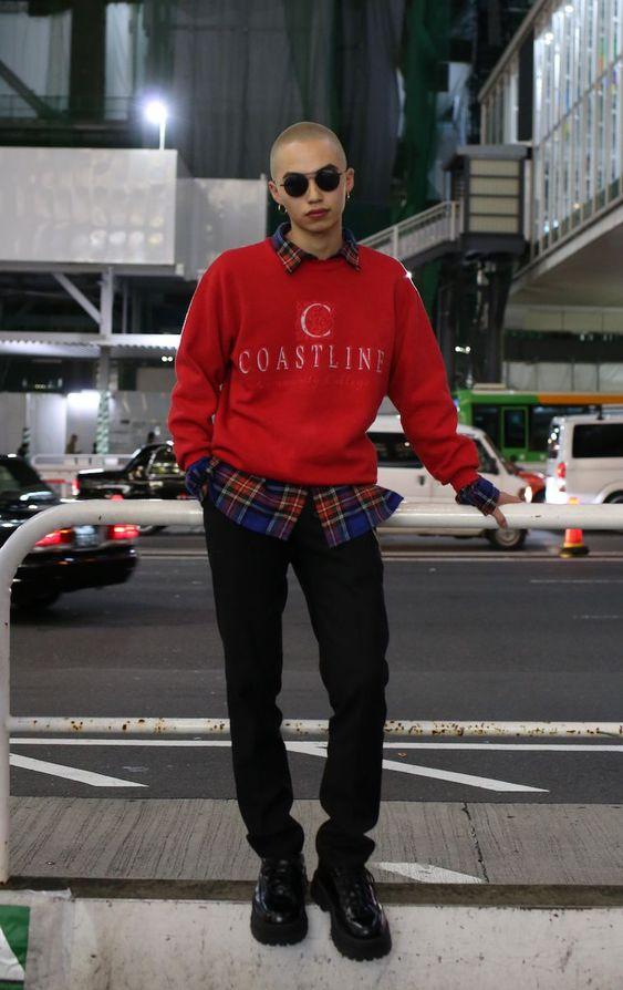 Nao Takahashi during Amazon Tokyo Fashion Week SS18