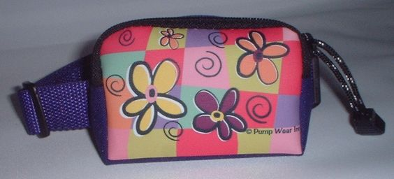 Find your favorite insulin pump design and insulin pump pouch here http://www.pumpwearinc.com/pumpshop/index.php?l=product_list&c=4