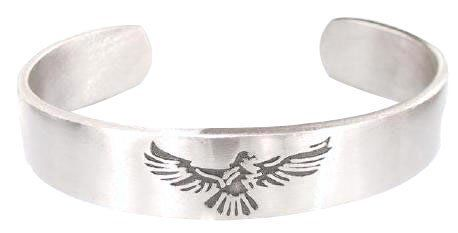 Phoenix Bird Firebird Pewter Bracelet Dan Jewelers. $17.97. Dan Jewelers has tens of thousands of positive feedbacks across the internet.. Hypoallergenic. Satisfaction guaranteed.. Does not tarnish. Good value