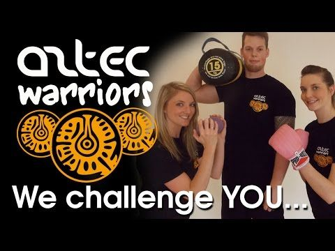 Aztec Studio Torquay Warriors Workout Challenge - are you up for it? - YouTube