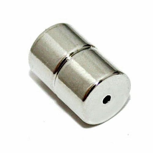 Magnetic Jewelry Clasp 8x12mm 8x6mm Medium Silver Color 5 Clasps Mc82n Ebay Magnetic Jewelry Jewelry Clasps How To Make Necklaces