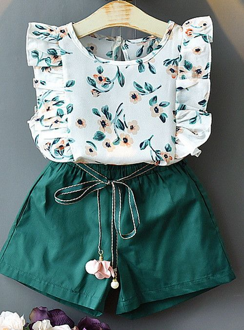 Details about  /NWT BABY/& TODDLER 2 PIECE SUMMER OUTFITS~Sz 3 Months to 18 Months-FREE SHIP USA