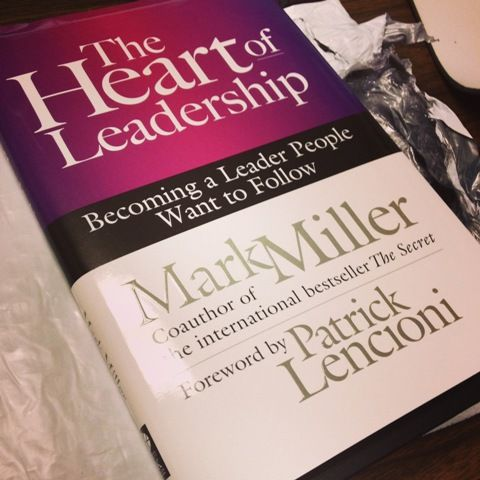 A Book Review: The Heart of Leadership - The importance of Leadership Character. #Leadership #NonprofitInsurance