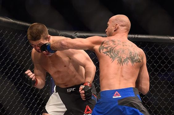 "Donald ""Cowboy"" Cerrone had a spectacular performance at UFC 202."