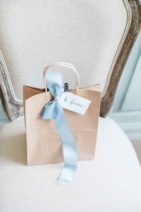 The Rustic Elegant Hotel Wedding Welcome by SouthernGrownVintage