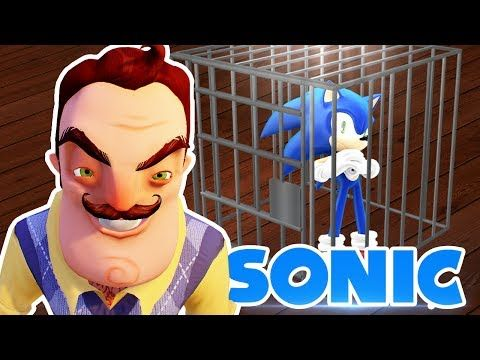 Roblox Baby Duck Flee The Facility Minecraft Hello Neighbour Traps Sonic His Gold Rings In The Basement Youtube Sonic Hello Neighbor Gold Rings