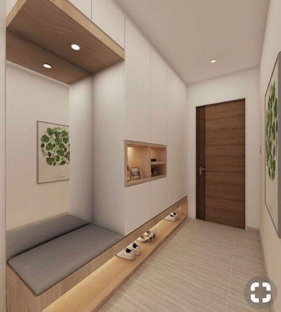 Hallway Entrance Wardrobe Flur Eingangsbereich Hallway Entrance Wardrobe Flur Eingangsbereich Https Foyer Design House Ev Dekoru Aksesuarlari