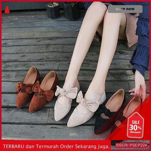 Hyu608 Sepatu Rs03 Bow Sneakers Shoes Sneakers
