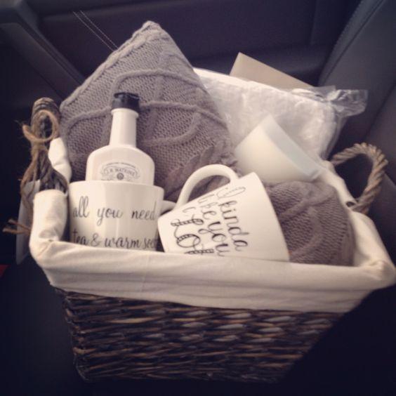 Wedding Gift Ideas Pinterest: Bridal Shower Gift. Cuddle Kit For 2.