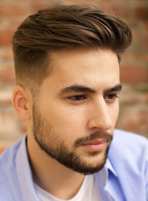 Practical Hairstyles 2019 For Men Score Styles Beard Styles Short Men Haircut Styles Thick Hair Styles