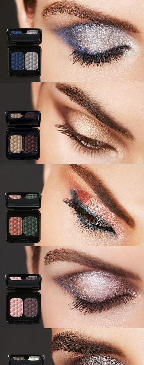 A nova Sombra Ultrapigmento, de Natura Una, garante diferentes efeitos no olhar