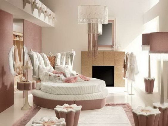 la d co chambre ado fille esth tique et amusante belle d co et princesses. Black Bedroom Furniture Sets. Home Design Ideas