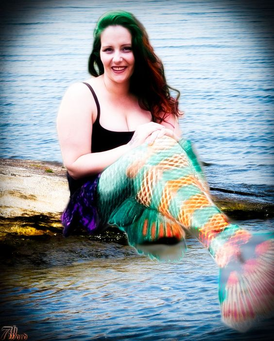 Mermaid Gennifer by 7thwordphoto on 500px
