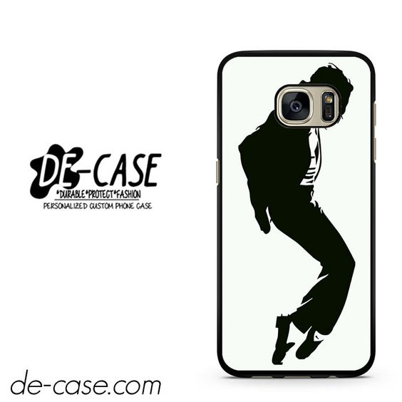 Michael Jackson Siluet DEAL-7145 Samsung Phonecase Cover For Samsung Galaxy S7 / S7 Edge