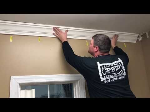 Focal Point S Patented Quick Clips Are The Easiest Solution To Installing Crown Molding Simply Snap The Molding Pieces To The Clip Focal Point Mold Kit Crown