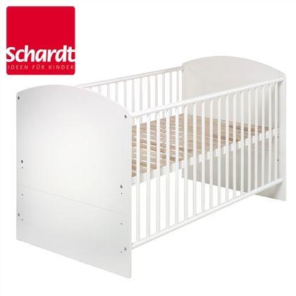 """Schardt Kombi-Kinderbett """"Classic-Line weiß"""" 70 x 140 cm - ROSSMANN Online-Shop"""