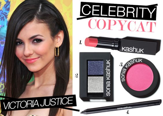 Look as primped and primed as Victoria Justice with our SK Shine Luxe Sheer Lip Color!