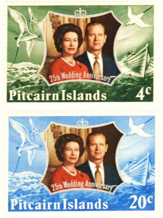 1972 Pitcairn Islands