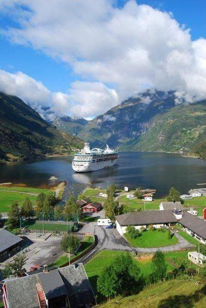 Discover Norway on Royal Caribbean.