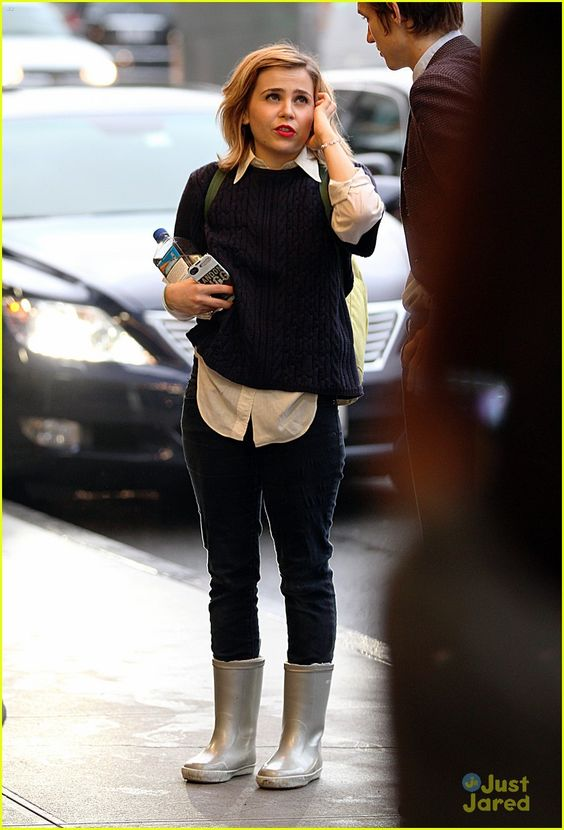 Basically I am obsessed with her style.