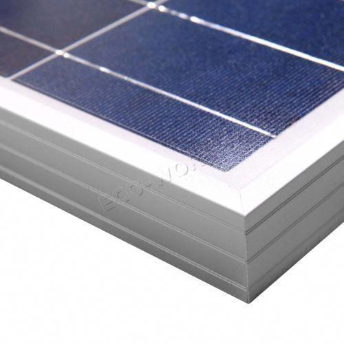 Renogy 400 Watt 12 Volt Polycrystalline Solar Starter Kit For Off Grid Solar System Starter400p W30 The Home Depot In 2020 Solar Panels Solar Energy Panels Off Grid Solar