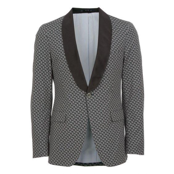 GANT Tie-Print Dinner Jacket