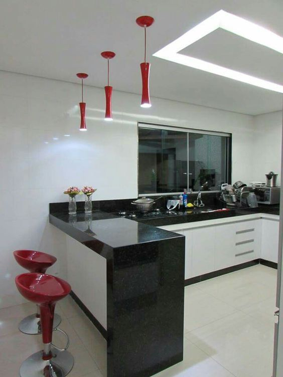 Cocinas Pequenas Para Espacios Pequenos Modernas