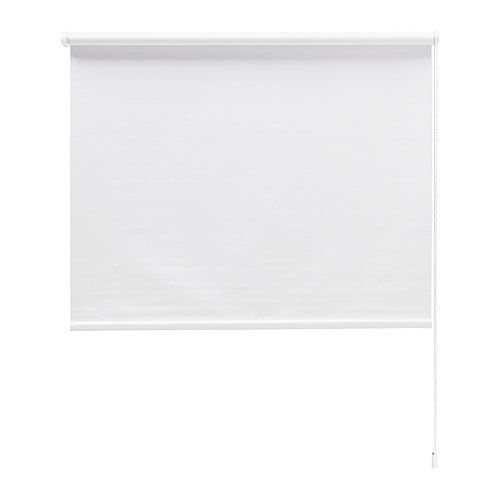 Kallax dr na shelving unit with 4 inserts white for Ikea tupplur window roller shades