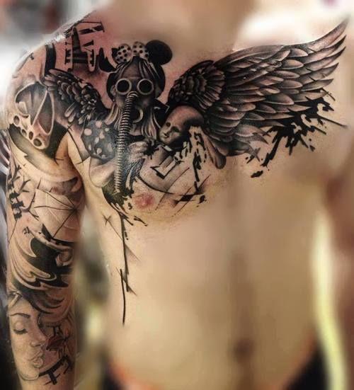 Tattoo by Nick Westfall