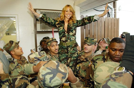 GALERIA DE FOTOS! - Mariah Now