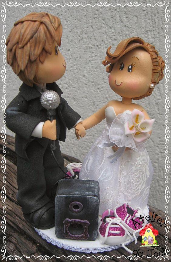Joci Feltrin - El arte de EVA: Matrimonio Marco y Mara
