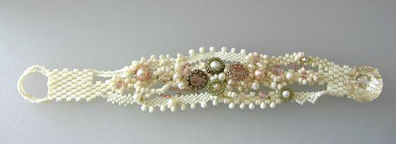 Blushing Ivory Bracelet
