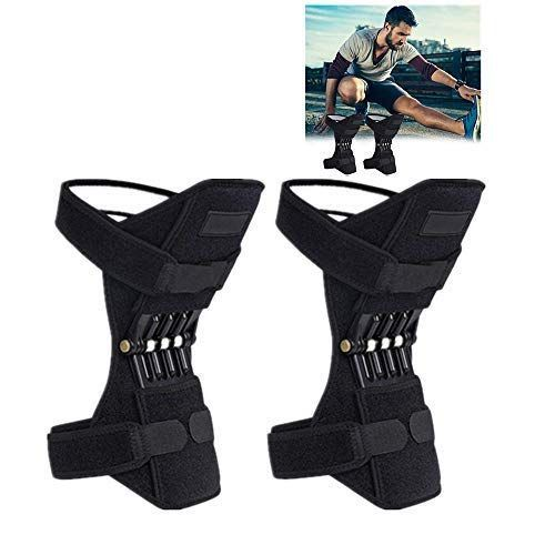 Powerlift Knee Protection With Images Knee Support Braces