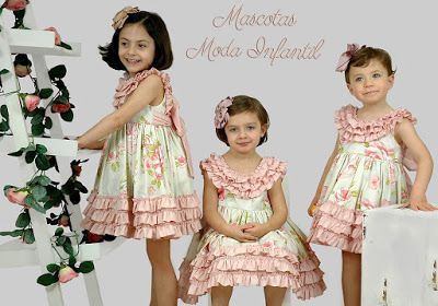 #LaMarquesitaReal #modainfantil #primaveraverano2016