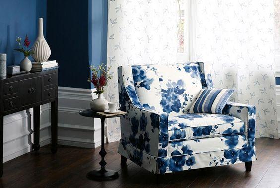 Tecidos Sanderson, colecção Colour for Living. À venda na Nova Decorativa! #decoração #tecidos #homedecor #fabrics #Sanderson