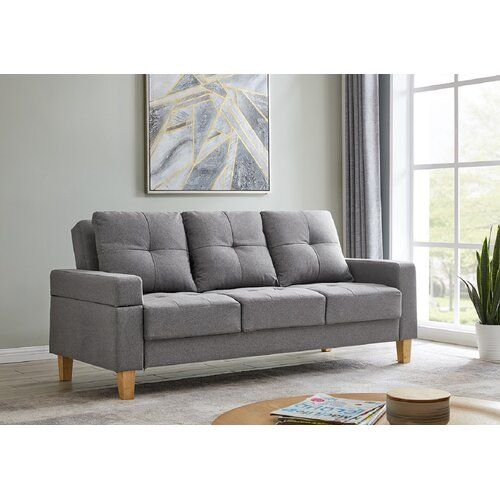 Seater Clic Clac Sofa Bed Ebern Designs