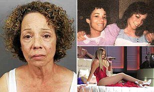 Mariah Carey's dying, HIV-positive sister arrested for prostitution 'after using her sister's lyrics to promise a 'sweet, sweet fantasy' to cops in upstate New York vice sting | Daily Mail Online