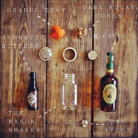 Rye, Old fashioned recipes and Rye whiskey on Pinterest