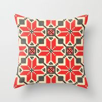Throw Pillows by FlorenceK | Society6