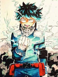 Boku No Hero Academia Dibujos De Anime Personajes De Anime