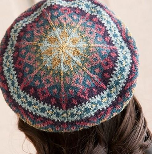 Knitting Pattern For Tam Hat ~ Durgapur.info for .