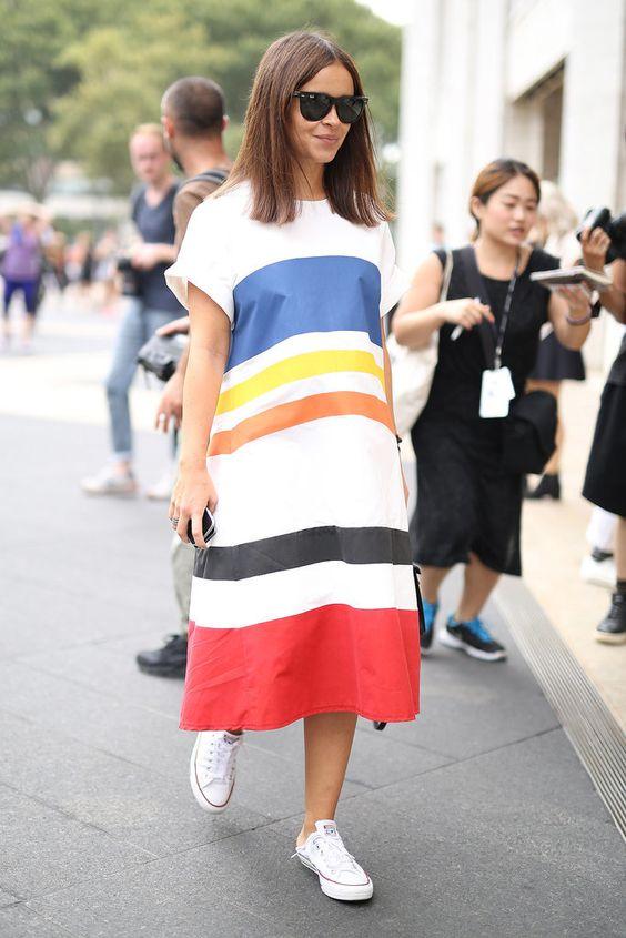 Miroslava Duma - New York Fashion Week Spring 2015.  (September 2014)