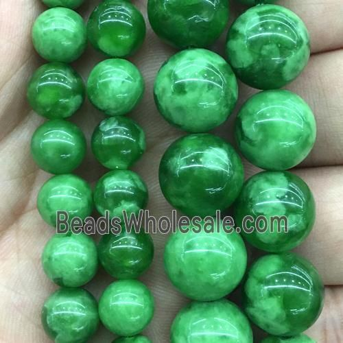 Green Maw Sit Sit Jade Beads Round Gb11859 12mm Approx 12mm Dia In 2020 Jade Beads Gemstone Beads Wholesale Jade