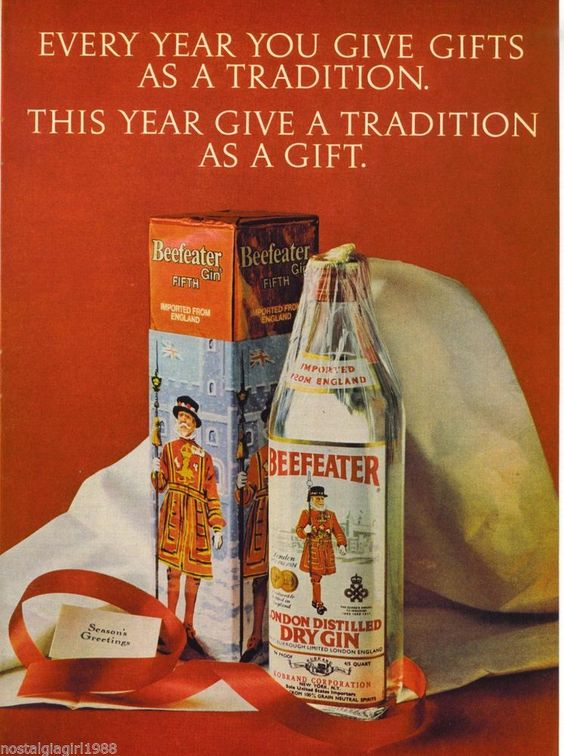 Incredible Christmas Ad Dry Gin And Gin On Pinterest Easy Diy Christmas Decorations Tissureus