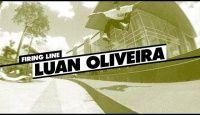 Videos Firing Line: Luan Oliveira - Clássico Firing Line da Thrasher Magazine não poderia deixar de lado a linha do skatista brasileiro Luan de Oliveira, se liga pesado uma praça perfeito e inúmeras linhas que ele poderia escolher..