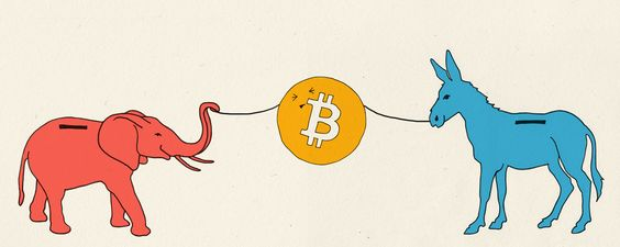 The Next Use Case for Bitcoin: Political Donations. From SumAll.