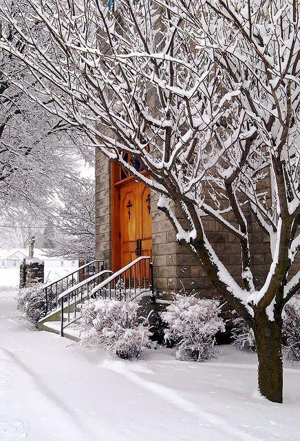 Habitually Chic®: Winter Wonderland