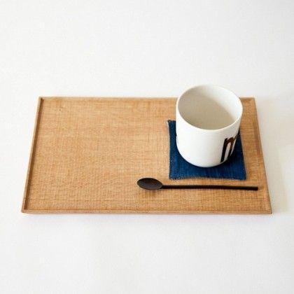 Handmade wooden tableware by Takashi Tomii